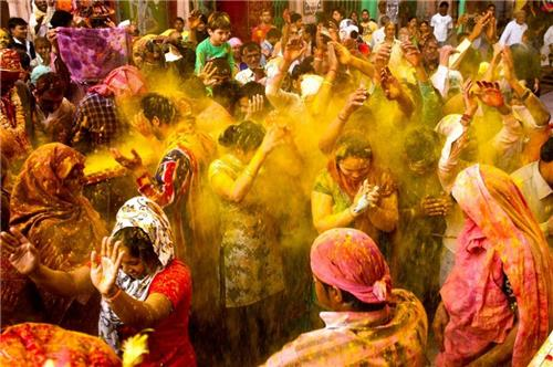 Holi Traditions in India