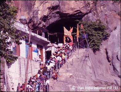 Shiv Khori During Mahashivratri