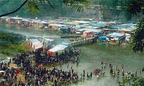 Poush Sankrati Tirthamukh Tripura