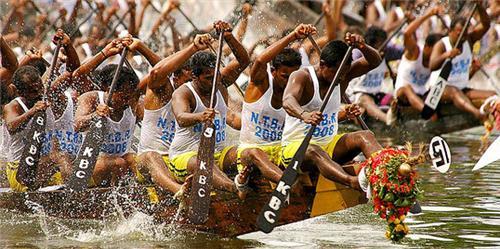 Nehru Trophy Boat Race Alappuzha
