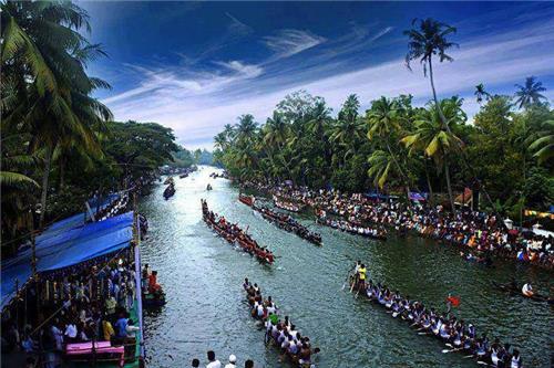 Legends of Nehru Trophy Boat Race 2017