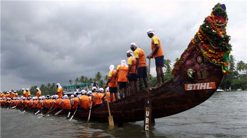 Nehru Trophy Boat Race Celebrations