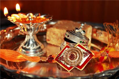 Raksha Bandhan Puja Vidhi