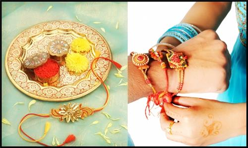 Raksha Bandhan Puja Preparations