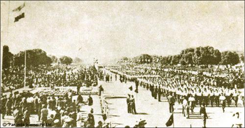 26 January, 1950 - First Republic Day
