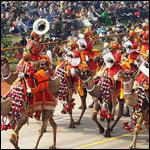 BSF Jawans in Republic Day Parade
