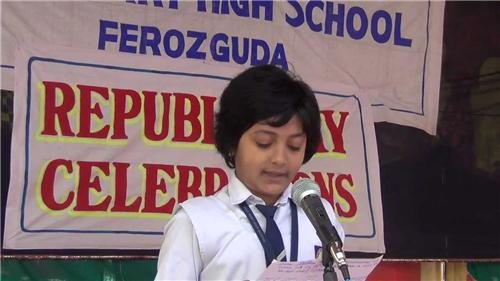 Republic Day Speech 1