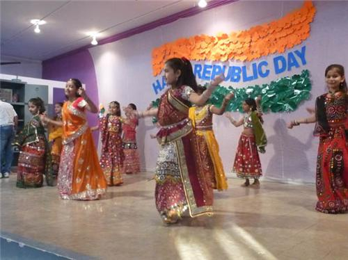 Republic Day School Performance