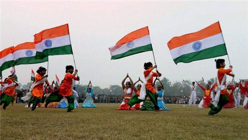 Republic Day in Schools