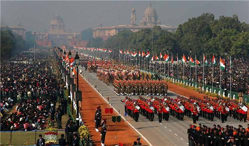 Republic Day Parade Delhi