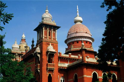 Courts in Chennai