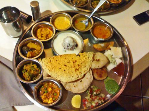 Vegetarian restaurants in Hyderabad