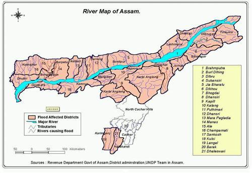 Assam Rivers