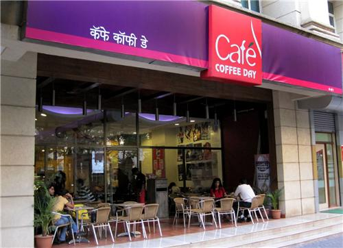 Cafe Coffee Day in Delhi