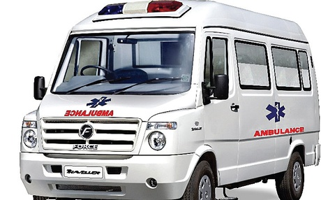 Ambulance services in Delhi