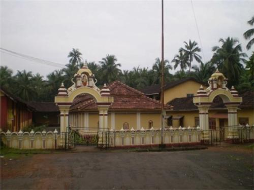 Temples in Canacona