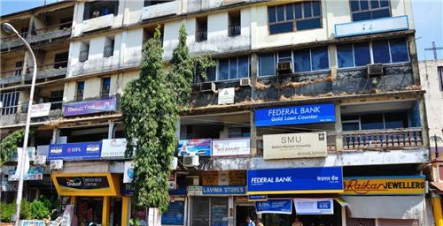Banks in Canacona