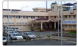 Salgaocar Hospital in Chicalim
