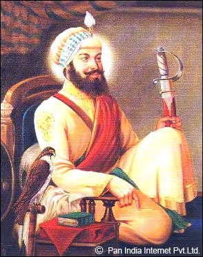 Guru Hargobind Singh Jayanti