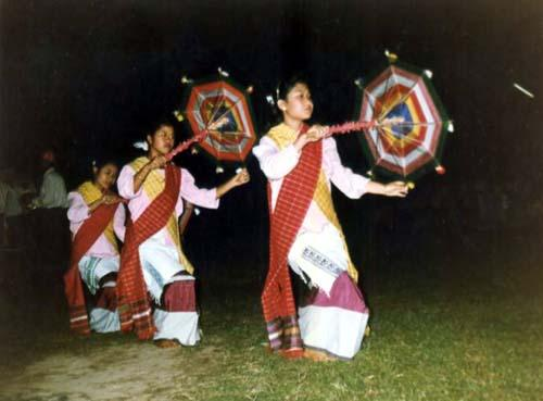 Tai Phake Tribes