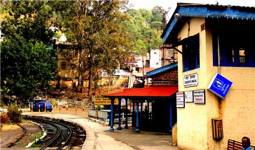 Dharampur Railway Station Himachal