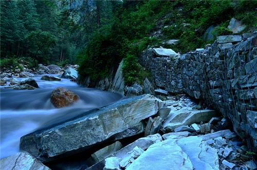 Kasol in Kullu Himachal