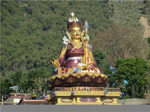 Padmasambhava in Rewalsar