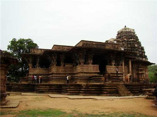 Tourist places in Warangal