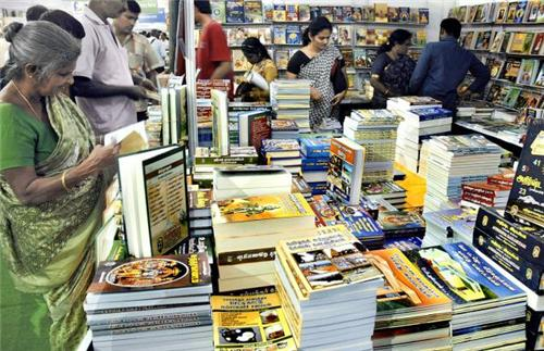 Book Fair in Chennai