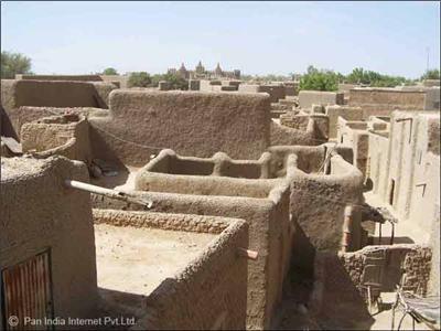 Ancient Mud Brick Houses Mud Brick House