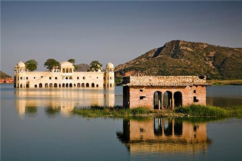 Lakes in Jaipur