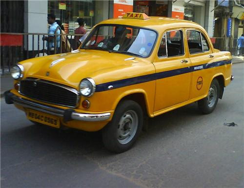 Taxi Services in Kolkata