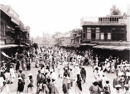 British rule is Sagar