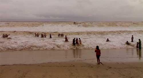 Kashid Beach in Pune
