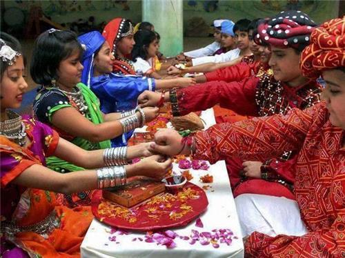 Calendar Raksha Bandhan : Rakhi when is rakshabandhan date