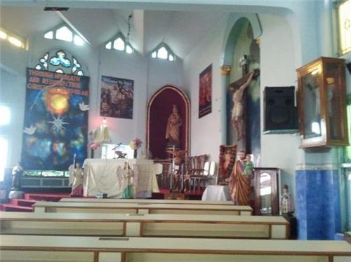 Churches in Surat