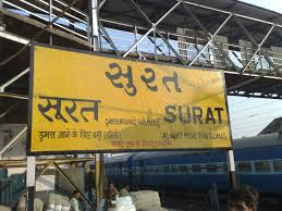 Railways in Surat