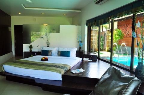 Backwater Resort in Alappuzha Address