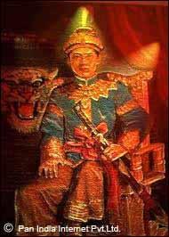 Sukaphaa, Ahom Dynasty