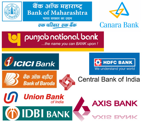 Bank Branches in Bhilai