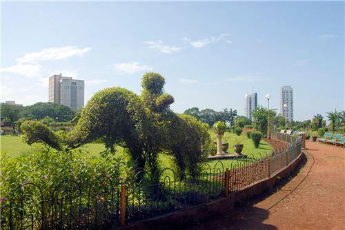Hanging Garden near Bhiwandi