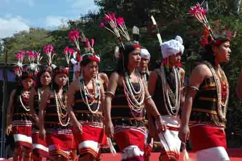 Kuki Tribe