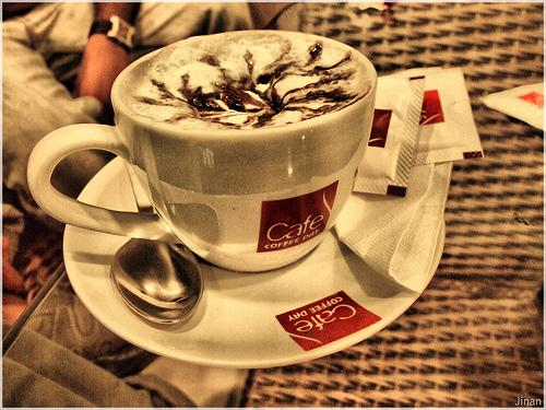List of Cafe Coffee Day in Ranchi