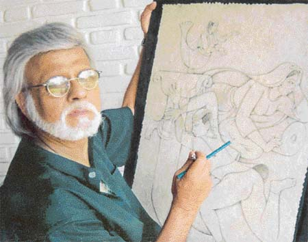 Satish Gujral