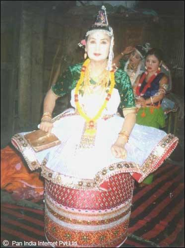 Kshetrimayum Ongbi Thouranisabi Devi